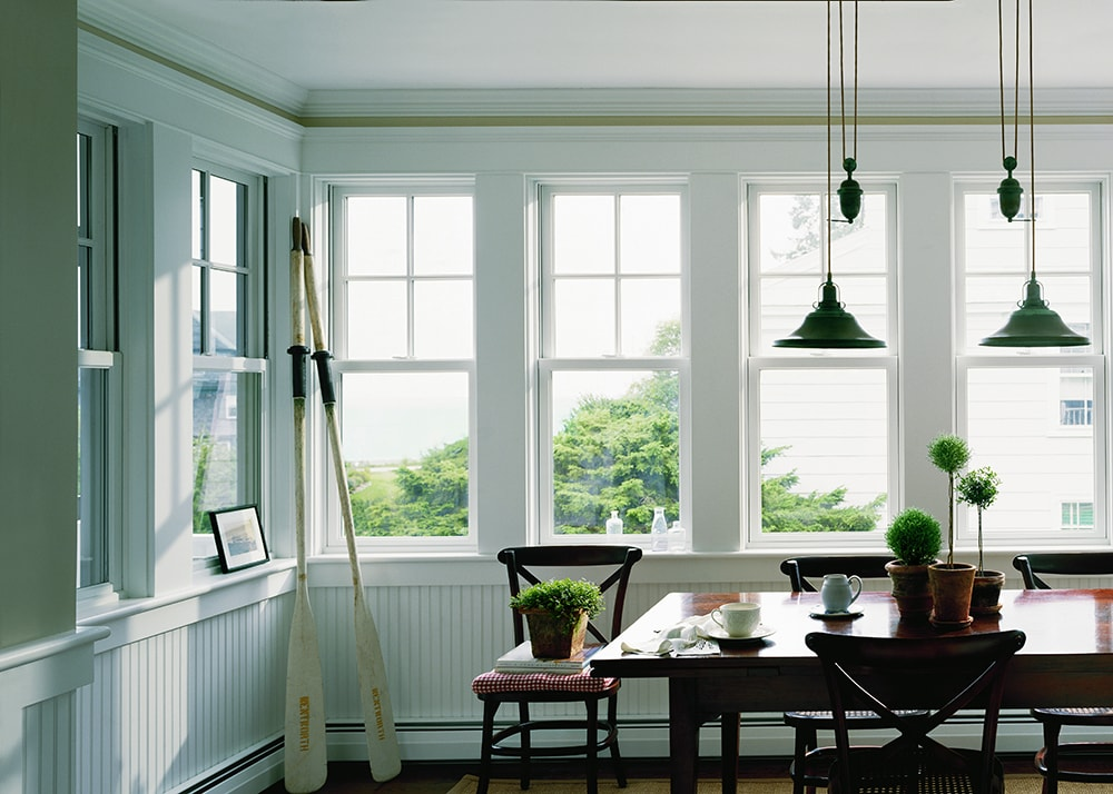 Andersen 400 s series windows mtb windows and more for Window treatments for double hung windows