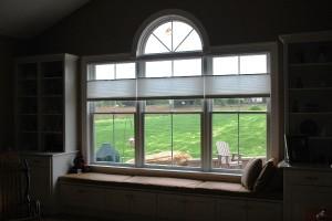 Elegant living room Andersen window in Hagerstown, MD