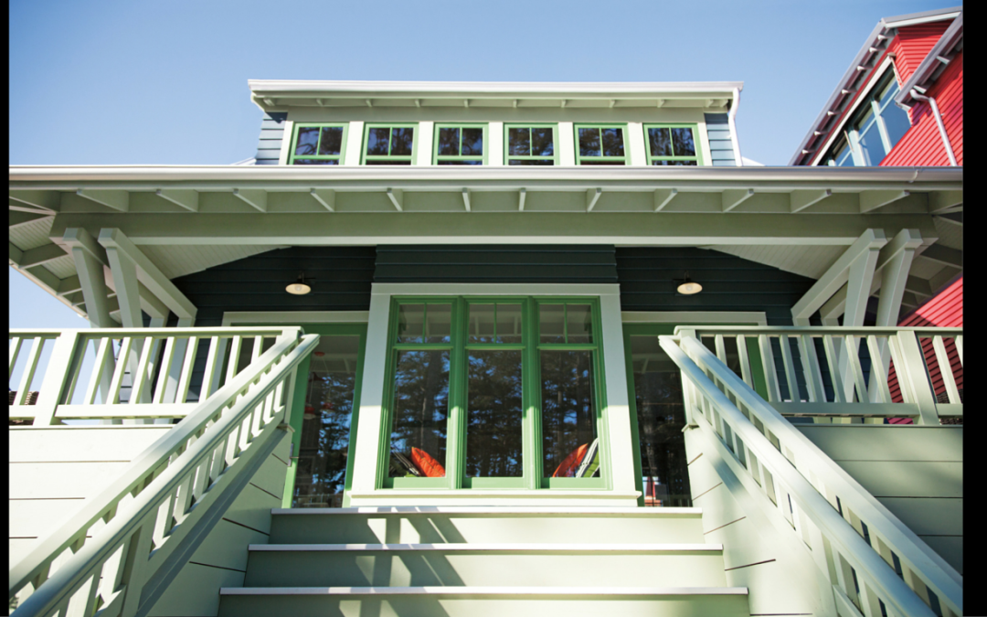 Andersen Windows installed by MTB Windows & More of Clear Spring, MD