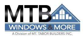 MTB Windows & More logo