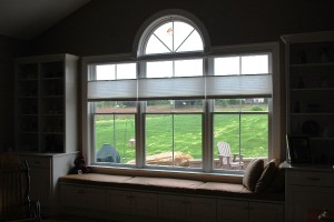 Elegant living room Andersen window in Hagerstown, MD