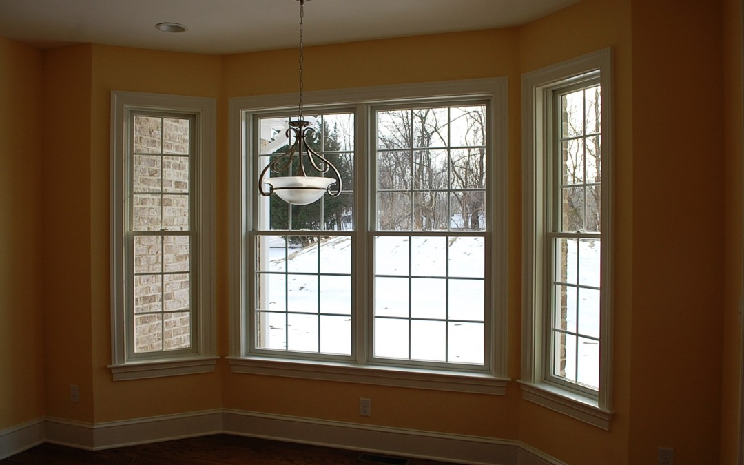 Upgraded Windows, Doors and More Keep Cold Air Outside