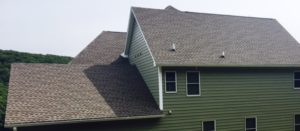 Clear Spring, MD house with GAF Shingle System